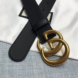 🌟NEW GSignature Belt 95CM By Gucci